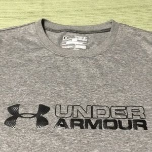 UNDER ARMOUR BEAUTIFUL SPORT TOP LOOSE HEATGEAR